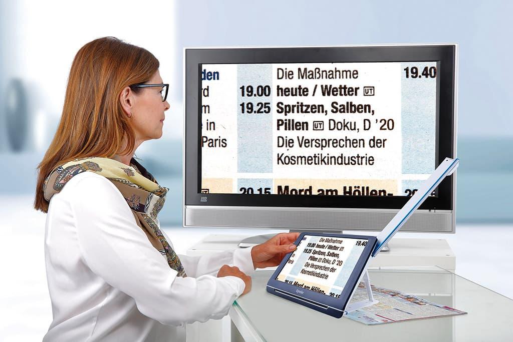 Optelec Compact 10 HD / Speech