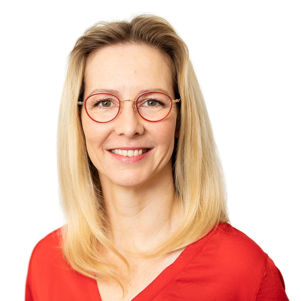 Ulrike Kalipke, Augenoptikerin