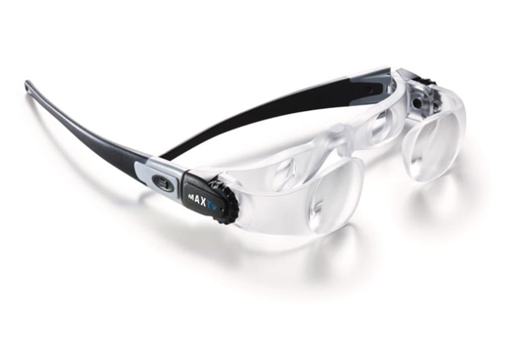 Fernsehbrille für Sehbehinderte Eschenbach maxTV