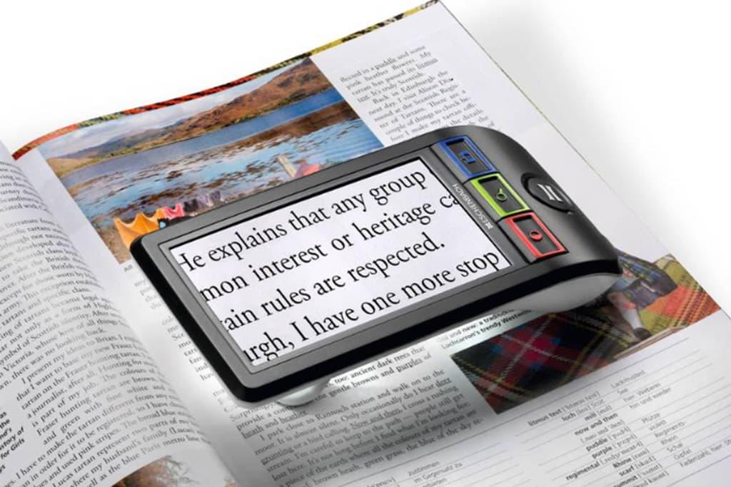 Mobile elektronische Sehhilfe Eschenbach smartlux Digital