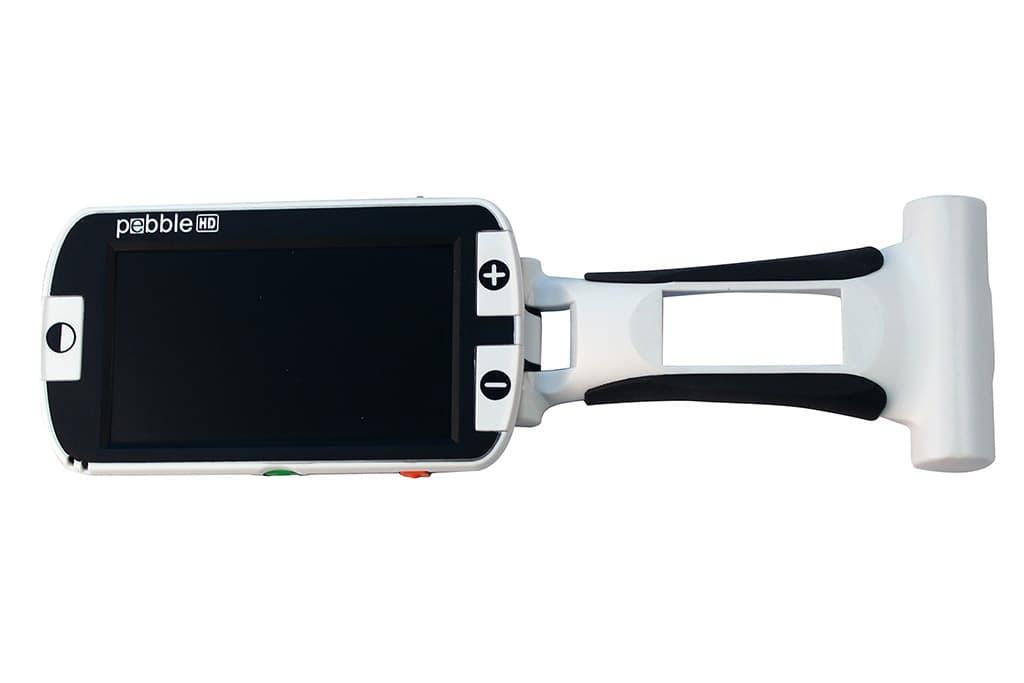 Mobile digitale Sehhilfe EV Optron Pebble HD