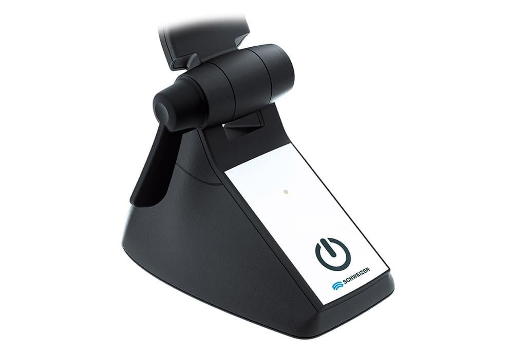 Akku-Tischleuchte Multilight Pro von SCHWEIZER Optik