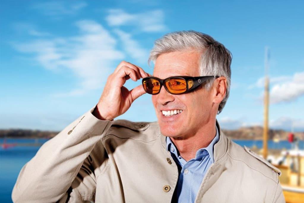 Schweizer Optik AMD-Comfort Filter-Brille