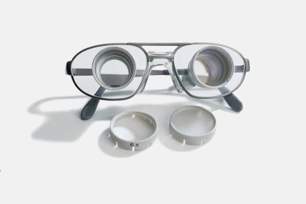 ZEISS Fernrohrbrillen Lupenbrillen